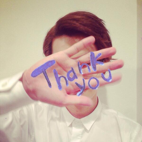 【瀬戸】 皆さん、本当にありがとうございます(土下寝) 26歳、おじさん、頑張ります。 http://t.co/VOPcYLZXbn