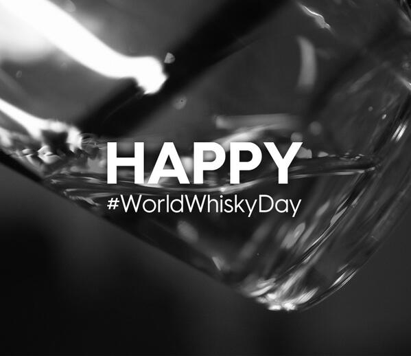 """Salud"", ""Yung sing"", ""A la sature"" and, ""Cheers"" on @WorldWhiskyDay.  Image: http://t.co/RK6yd1udM0 The rest is us. http://t.co/umrzVrqSuA"