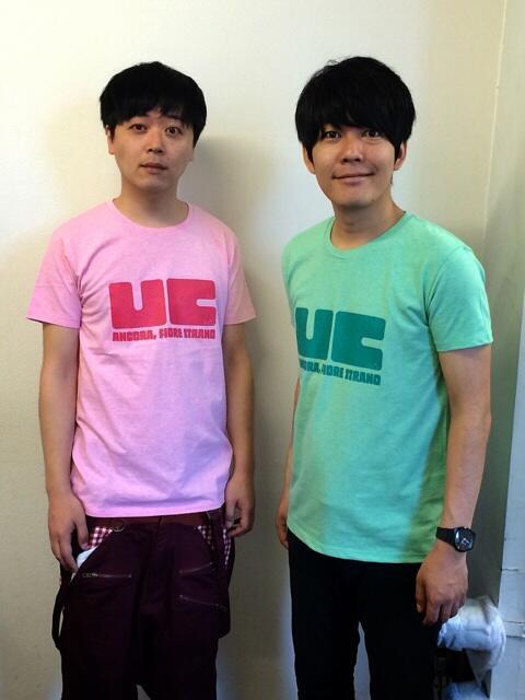 Tシャツです http://t.co/rtm7NioiA5