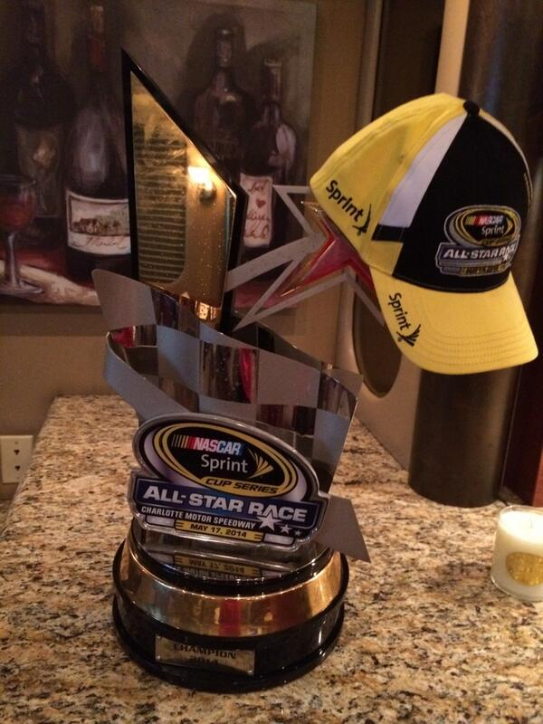 Wow what a night. That to everyone @CGRTeams and @keithrodden for everything. Thanks for all of the tweets. http://t.co/wiOPSWPAqT