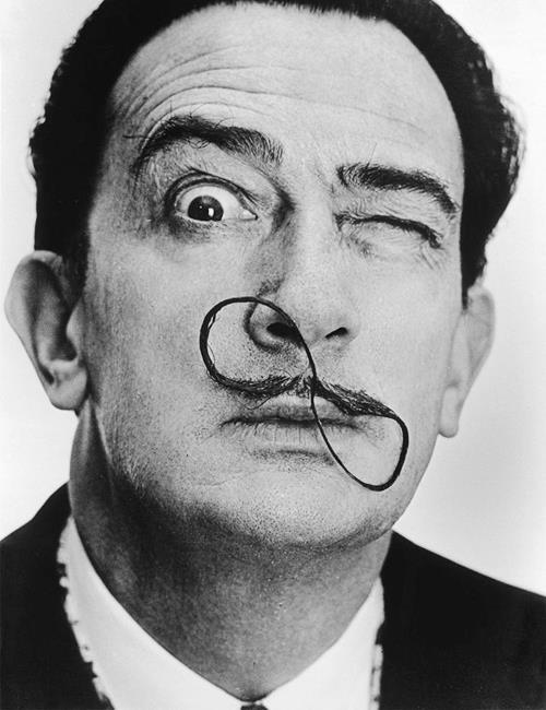 Are you a fan of Dali's infinity moustache? http://t.co/254LngQqtV