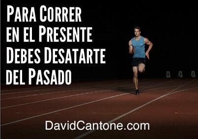 Para correr en el presente debes desatarte del pasado. http://t.co/IjlVUzuMB8