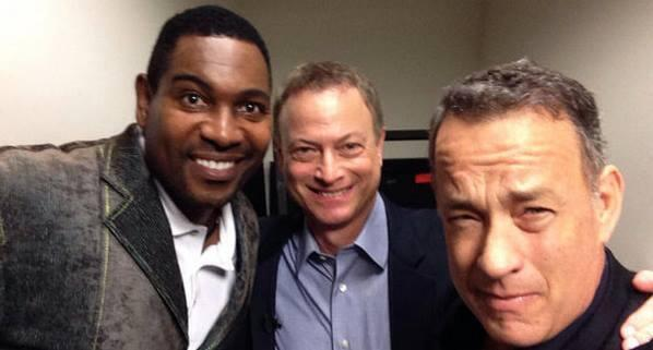 Forrest Gump, Lieutenant Dan and Bubba reunited! http://t.co/0RI600jzqJ