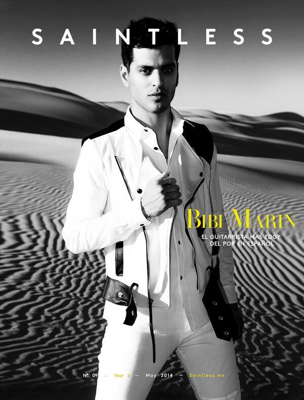 Ya llego! la portada No.9 con super modelo @bibimarin de @ReikMx notoda la entrevista aqui — http://t.co/6442upR5XO http://t.co/pysmpJ4hmh