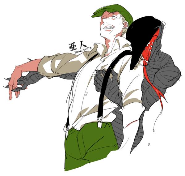 亜人 (漫画)の画像 p1_16