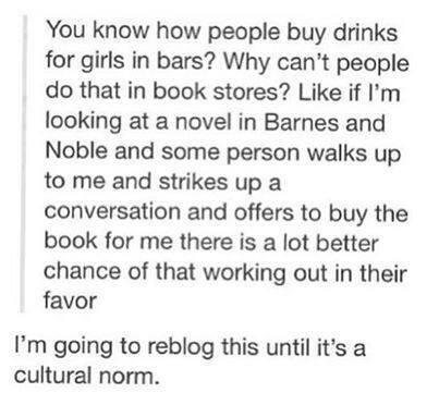 Love this!!!  According to James Frey 'for writers, lovers of books and ppl who don't like bars'.. #books http://t.co/daVOwjLLDe