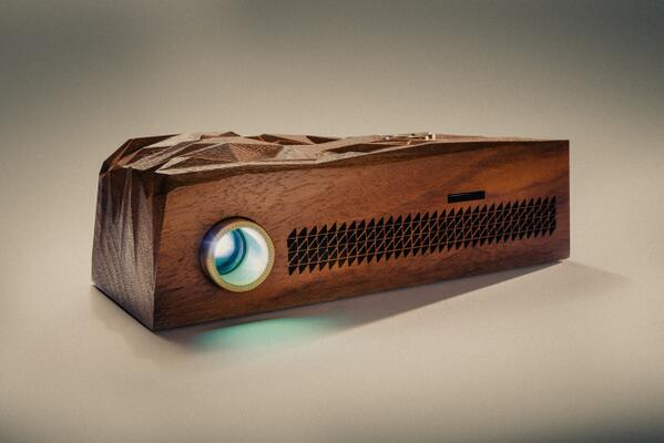 """""""1979"""" my new album in a handheld custom video projector. My songs will beam to your walls. http://t.co/7itG6AsKej http://t.co/iXBGQLNk9w"""