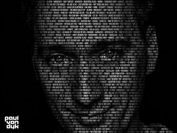 RT @PAULVANDYK: A song is worth 1000 pictures. http://t.co/D7dSXixGov