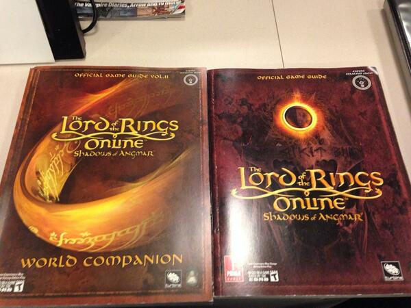 Do you still have yours? #LOTRO http://t.co/TZFDWlxeGt