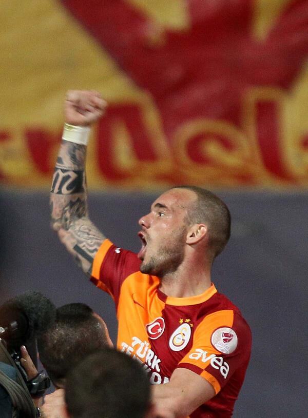Galatasaray SK (@GalatasaraySK): ZİRAAT TÜRKİYE KUPASI ŞAMPİYONU GALATASARAY! Eskişehirspor 0 - 1 #GALATASARAY http://t.co/AnYv8KqaVX