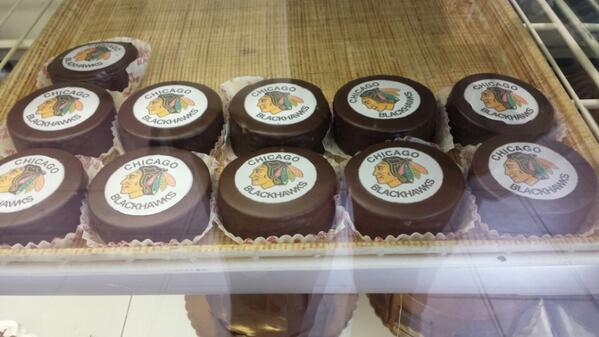 Go Hawks! (@ Bennison's Bakery) http://t.co/2cIIBlTv3J http://t.co/nSzkfiQiaS