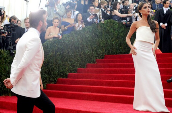 My favourite pic from The Met Ball. I can never get enough of these two @victoriabeckham ❤️ http://t.co/JkiMPWCEeE