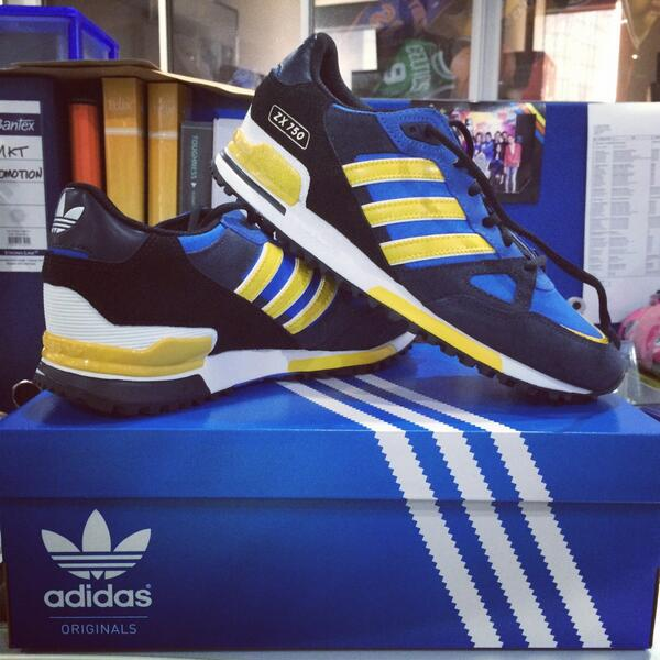 Taking #swag to the next level! @adidasIndonesia @adidasoriginals #allZX #zx750 http://t.co/HFAwsk1qGV