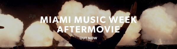 """Our aftermovie """"Sips of Miami Music Week 2014"""" is now out! http://t.co/en8YOOxF2p to see the whole thing! #MMW2014 http://t.co/LnzsP5jPH5"""