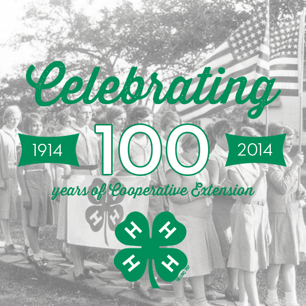 Today officially marks the 100th anniversary of the signing of the Smith-Lever Act! Happy #CE100! http://t.co/geHI8E3xj6
