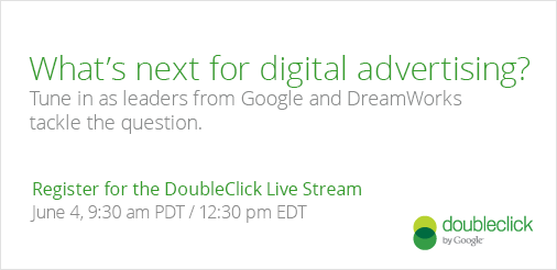 What's next for digital? DreamWorks and Google will discuss the question on June 4th. Sign up: http://t.co/3DWXbpXz1e http://t.co/YyE96RxOZ8