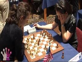 Speed #Chess Girls (Video): Krush – Kosteniuk 0-1 http://t.co/oOZB6SS1qX http://t.co/z3Jfvymtem