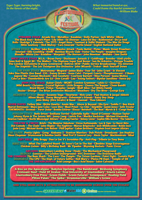 We're very pleased to reveal our full 2014 line-up poster… http://t.co/Gc0QphI677