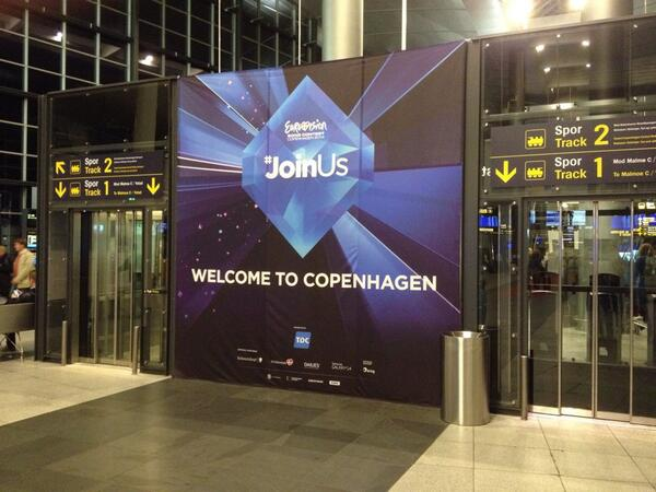 Welcome to Copenhagen! http://t.co/v2Z9iO5t9z