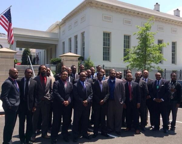 Truly inspired by this cohort of @PublicAllies @BMAchievement initiative alums making a #MyBrothersKeeper move in DC! http://t.co/4Lm5P9HsSt