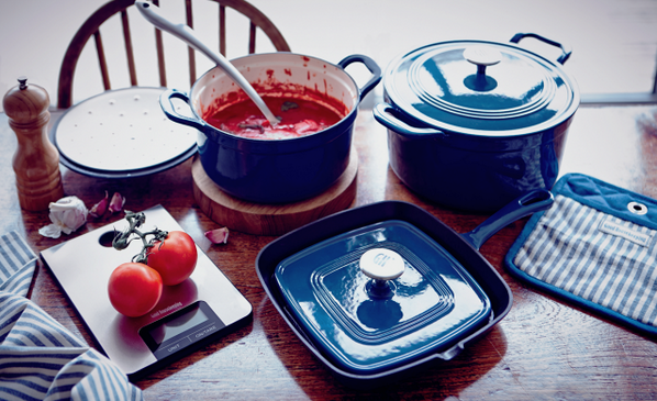 Love to cook? RT for your chance to win some of our new @GHmagazine cookware range! T&Cs: http://t.co/ojrnB4dzSK http://t.co/UEkFzofX1m