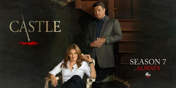 The story continues…#Castle will be back for a 7th season! #CaskettAlways http://t.co/zAfjjSdfQz