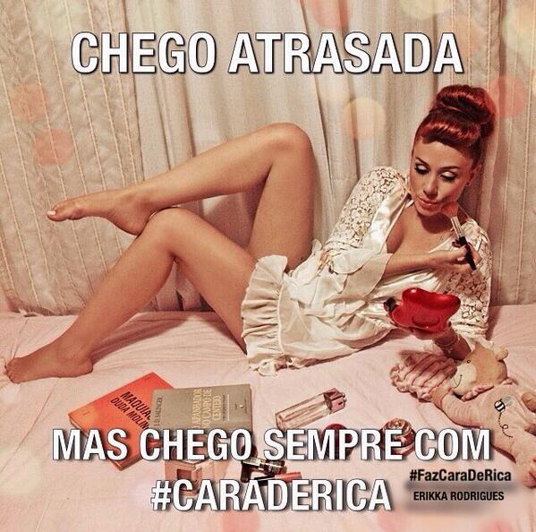 Hoje é sexta, pode começar a pensar no look... #FazCaraDeRica http://t.co/aa8EvrJZU8