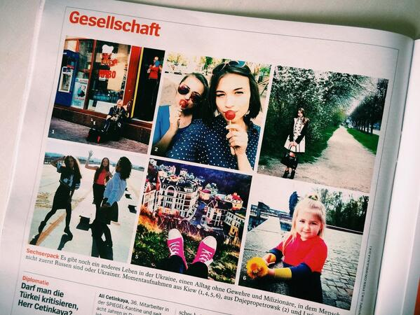 Germany's largest weekly magazine has began sourcing pictures via @EyeEm - photo stock market disruption in progress https://t.co/9UrkH9XYKR