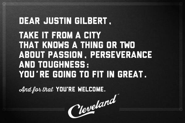 Dear @JGil_4... #ThisisCLE @Browns http://t.co/JAO3sl8cuE