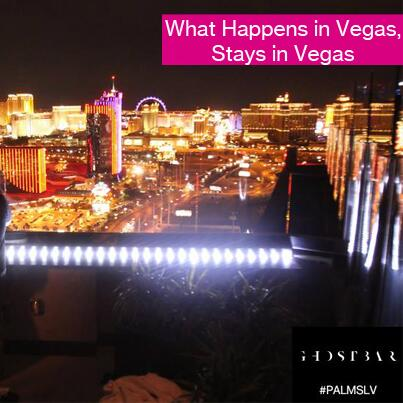 When you're 55 floors up, it's easier to stick to the slogan - What happens in #Vegas, stays in Vegas! RT! http://t.co/ZPt0eNA4zx