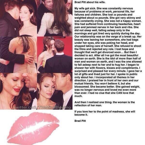 Respect to Brad Pitt! http://t.co/TKFgYm7oqY