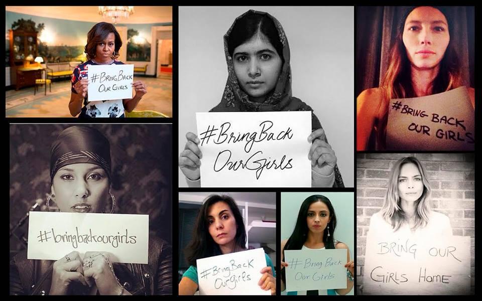 Nos unimos a la campaña #BringBackOurGirls  increíble que ocurra esto en estos tiempos http://t.co/emdAYJTlpy