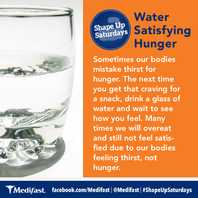 Are you hungry or thirsty? #ShapeUpSaturdays #Medifast http://t.co/JqWeoMqWDC
