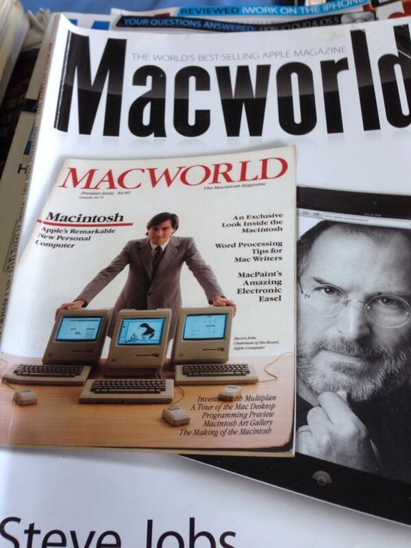 . Think I'll keep this one @macworlduk  #SteveJobs http://t.co/9tXbN62yDQ