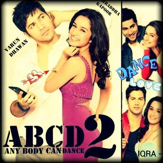 ABCD 2 (2015) Movie Mp3 Songs Download,ABCD 2 Mp3 Songspk