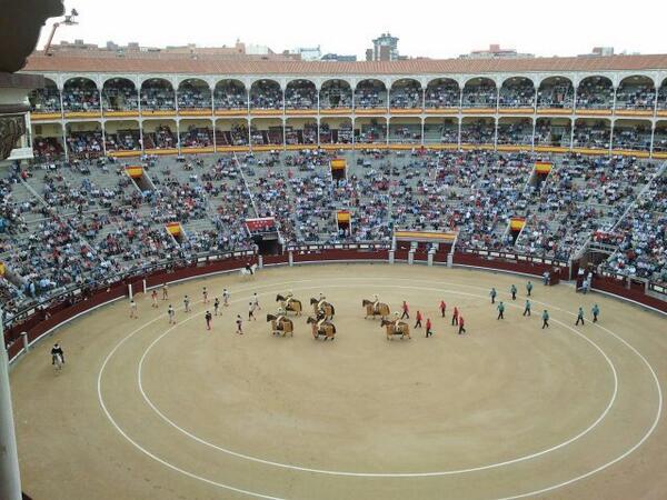 2ª corrida de la temporada de la Feria de San Isidro. Toros de Martín Lorca para Ángel Teruel, Juan del Álamo y David Galván.