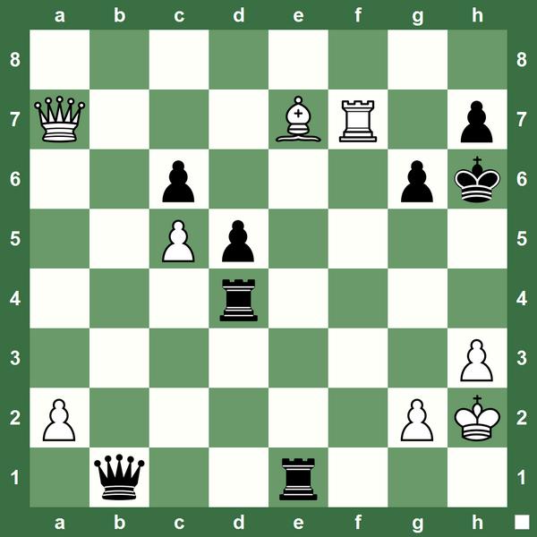 Easy #Chess Win: White Plays http://t.co/7wFaZOyyz4 http://t.co/wuespmyLQi
