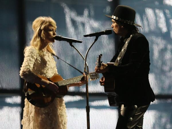 #TheNetherlands The June Carter and Johnny Cash of Eurovision http://t.co/TO0J6uNlwS