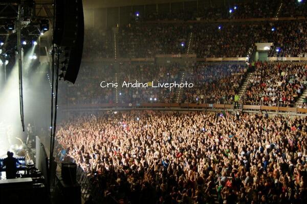 El Coliseum con @_MaluOficial_ #toursíacoruña http://t.co/Z7lDiYgH9T