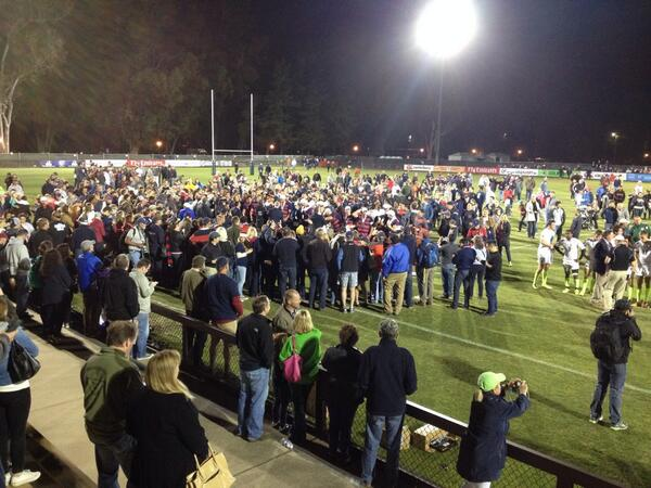 RUGBY | Congratulations to the #Gaels!  National Champions! http://t.co/AlU20m920l