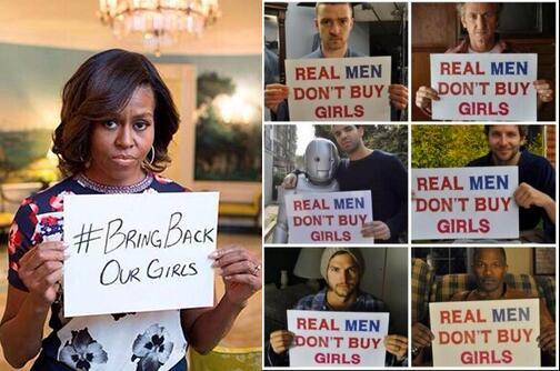 Retweet to everyone that follows you! #bringbackourgirls @BaisdenLive @FLOTUS @iamjamiefoxx @aplusk @jtimberlake http://t.co/HNitROcs62