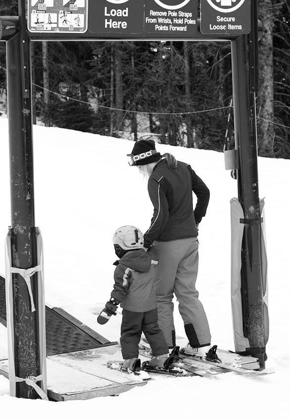 To all of the moms getting their little rippers out on the slopes...thank you! Happy Mother's Day! http://t.co/fZ8EwKXemN