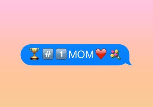 Tell her with emojis! #MothersDay http://t.co/VF6eV1ptg2