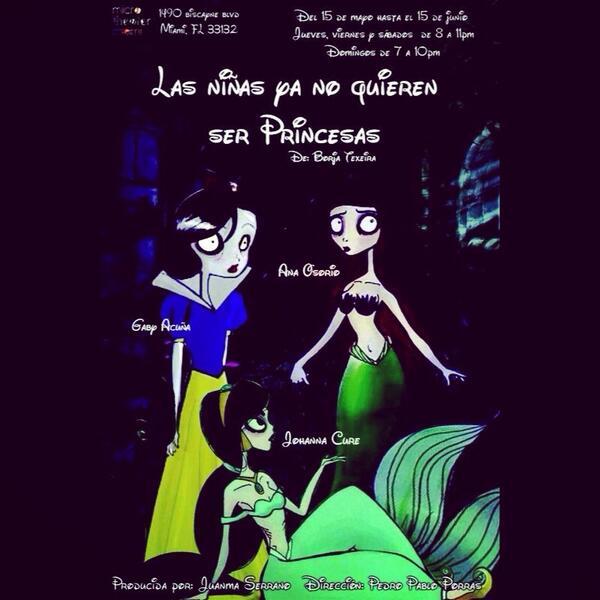 Esperando al príncipe azul? ..Entonces no puedes dejar de ver esta divertida comedia @JohannaCure @AnaOsorioo & me ⬇️ http://t.co/jDXcoD3KF7