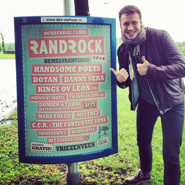 Twente alvast verkennen @_Randrock Randrock 29mei #OnmeunigVeelZinIn http://t.co/DfC72gQSs3