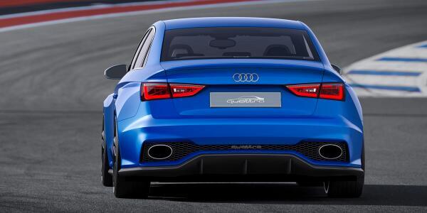 El Audi A3 Clubsport Quattro es un buena aperitivo del RS 3 con motor 2.5 TFSI de –atentos– 525 CV, ¿será realidad? http://t.co/1INH6brRQ0