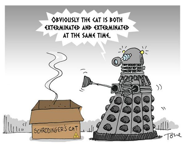 The Dalek Interpretation #Dalek #Cat #Cartoon http://t.co/Yd8K2IfCWF