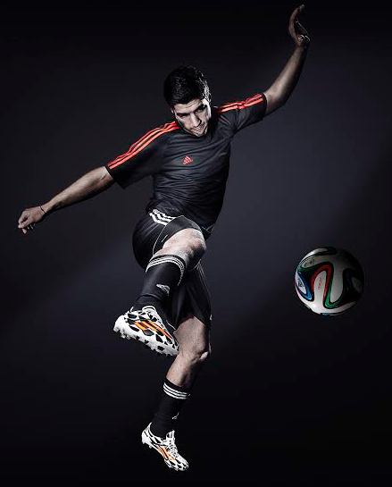 BnbdHRjCMAA8yis Adidas reveal Battle Pack boots to be worn at World Cup 2014 by Messi, Suarez, Ozil, Oscar...