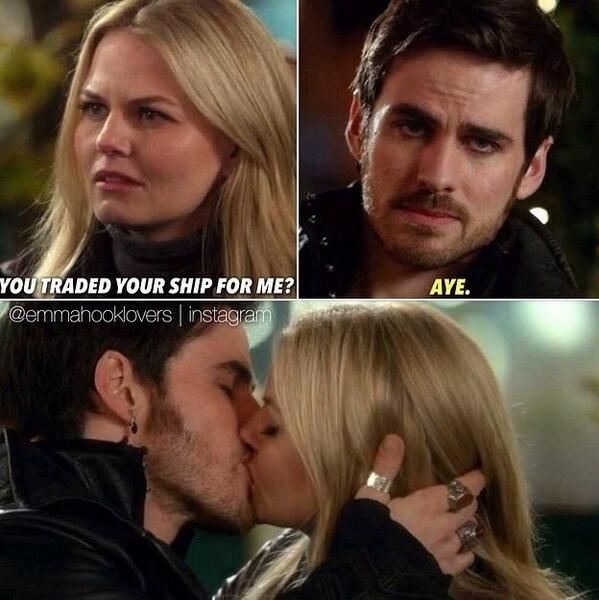 Greatest moment on TV history lol #CaptainSwan http://t.co/nK4VDdJXRh