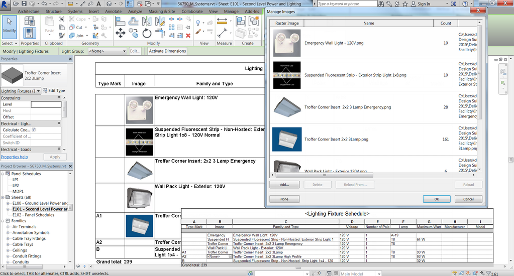 #Revit 2015 feature: Images in schedules. Create schedules with images to show graphical information for elements http://t.co/H4u8FWJVQw